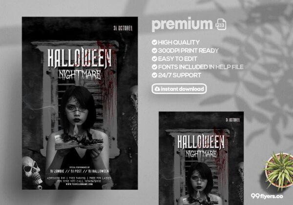 Night of Spirits Halloween PSD Flyer Template.jpg