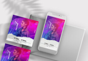 Epic Vibes Club Instagram Banners (PSD)